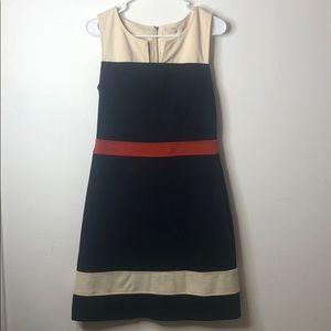 Color Block Shift dress 41 Hawthorn/Stitch fix